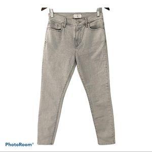 Lou & Grey High waist Skinny Ankle Women's Jeans